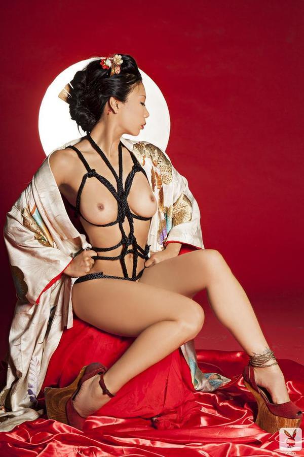 Секс гейши фото